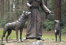 St. Francis Of Assisi Art