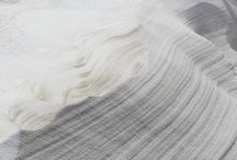 Material Matters / texture, structure, fibres and colors