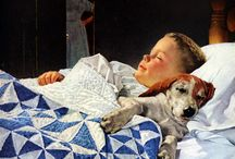Norman Rockwell / by Karen Wilkins