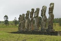 Estatuas y obeliscos