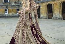 hind elbisesi
