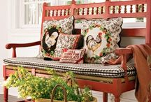 Porch Life / Ideas and concepts for the perfect porch paradise.