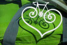 We love cycling