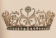 jewelry - crowns & tiaras