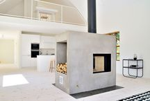 Fireplace / Interior