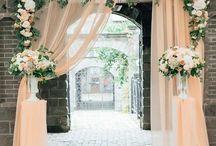 Fersken bryllup