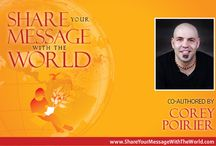 Sharing Your Message With the World / The New Share Your Message With The World Book is now available on Amazon at http://ow.ly/zhWFi