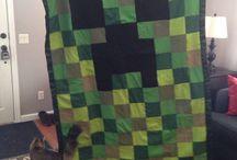 creeper blanket