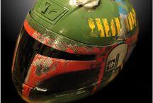 Capacetes / Helmet