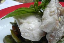Pesce / Scorfano & verdurine