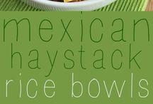 Rice/Grain Bowls