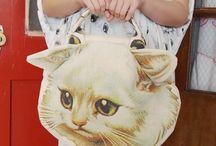 Kitty Stuff / by Gwendolyn Barnhard