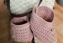 calzado crochet