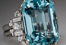prsteny / prsteny a přírodní kameny.