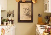 Kitchen Organization/Design