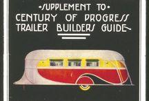 Vintage trailer's / by Patrick Landreville