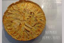 tartes/pie