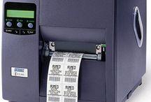 Datamax Barcode Printer / by Toko Ribbon