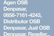 Agen OSB Denpasar , Agen OSB Denpasar Barat, 0858-7161-4243 (WA/Call) - DetikForum