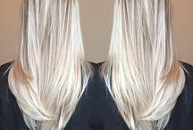 Hiukset/väri ja raidat