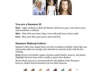 summer color chart