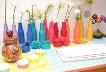 planche multicolor