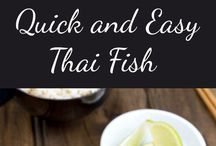 Fish / One Fish, Two Fish, Red Fish, Blue Fish - this board is all fish recipes!