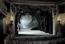 Theatre Prosceniums / Proscenium Arches