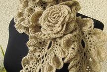 Linhas & Agulhas / crochet /ponto cruz