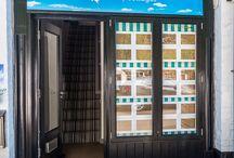 Sowerbys Holiday Cottages / Based in Burnham Market, Norfolk, West Norfolk Glass installed full length glazing as part of Sowerbys Holiday Cottages' office refurbishments.
