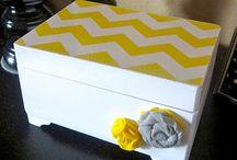 Jewelry Box Redo Ideas