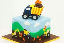 Christening Theme - Trucks, Trains, Cars & Planes Automotive Greek Orthodox Baptism Ideas For Boys