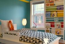 Young Boy's Bedroom
