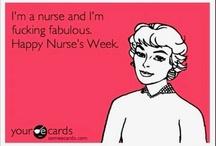 Nursing / by Amanda Lucas