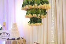 Candelabro de tulipan