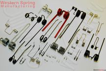 Double Torsion Springs / Various Double Torsion Springs for product & Industry. Manufactured to customer specifications.