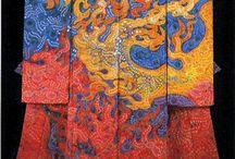 Japon vêtements objets paysages traditions