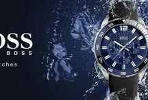 ΝΕΑ ρολόγια HUGO BOSS!!!