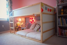 A big girl bedroom for abby / by Devon O'Donnell