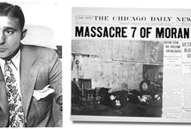 Chicago History / Some of the notorious Chicago characters and milestones that made the city what it is today.