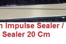 Elemen Plastic Impulse Sealer 20 Cm