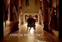 American Horror Story Artwork / Because i'm a huge fan. / by Victoire