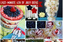 JULY 4TH CRAFTS & FUN