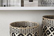 Baskets / manden