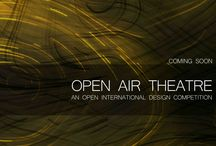 Competition Edition-II / Open Air Theatre... Open International Design Competition... Coming Soon!