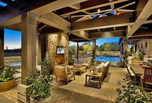 Outdoor Spaces / by Brian Barrett