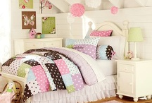Claire Big Girl Room / by Amanda Miller