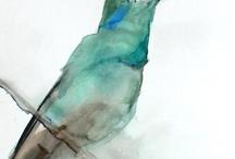 ARTsy: WATERCOLOR birds