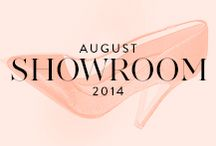 August 2014 Showroom / Shop your new showroom >> http://shmnt.me/Shop_ShoeMint / by ShoeMint