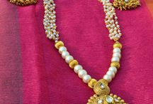 Jewellery / Latest trends in traditional and modern jewellery. Indian ethnic jewellery for marriage functions and trendy statement pieces for edgy looks.